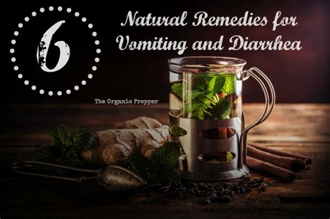 vomiting and diarrhea not 6 remedies for vomiting and diarrhea the organic prepper