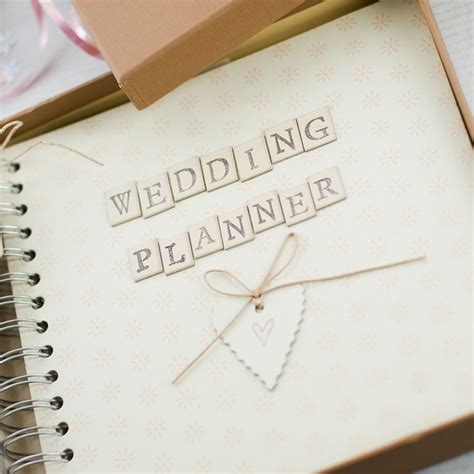 Wedding Planner Gifts by Wedding Planner Pocket Book Wedding Gifts From