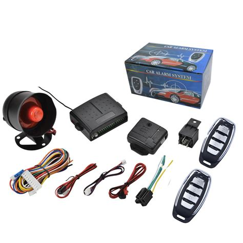Alarm Central Lock Xenia universal car alarm system auto central locking security