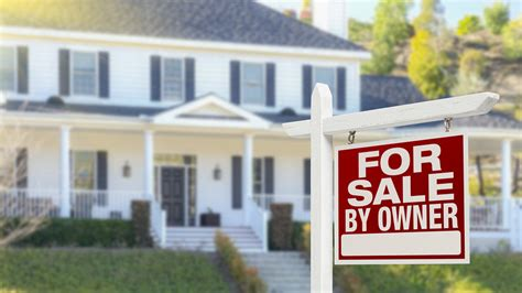 need to sell house want to sell your house without a realtor read this first marketwatch