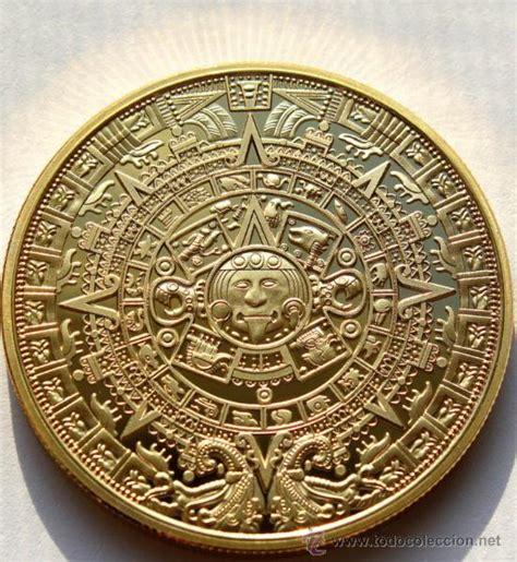 Imagenes De Monedas Mayas | moneda calendario maya profec 237 a fin del mundo 2 comprar