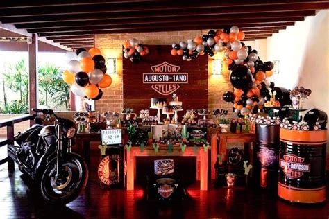 Harley Davidson Ideas kara s ideas harley davidson birthday kara s