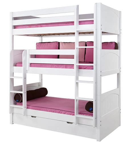 triple bunk bed uk types of bunk beds and loft beds