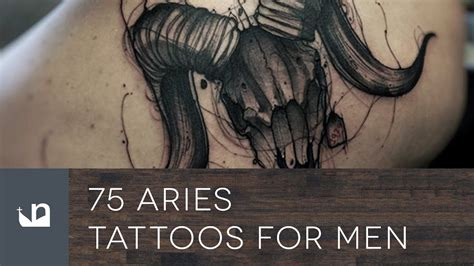 aries tattoos for men 75 aries tattoos for