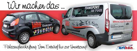 Fahrzeugbeschriftung Rheine by Individuelle Fahrzeugbeschriftung Artkon Gmbh
