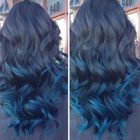 is ombre blue hair ok for don t confront me about my obsession with blue hair