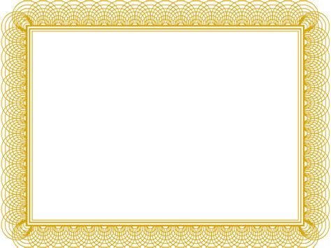 appreciation letter borders free printable border designs popular and various templates