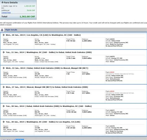 flight itinerary template flight itinerary
