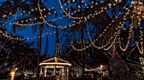Ultimate Survival Guide To St Augustine Nights Of Lights St Augustine Lights