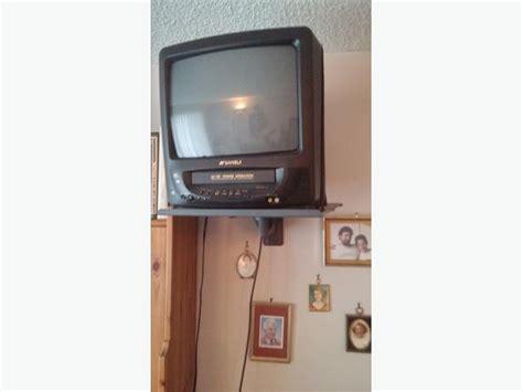 Tv Combo Advance tv vcr combo oak bay