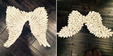 How To Make Wings Out Of Paper - craft book page wings jones design company
