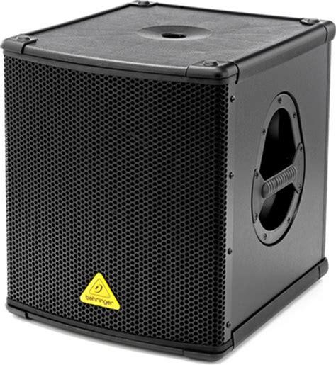 Speaker Subwoofer Behringer behringer powered 12 subwoofer b1200d pro ses dj specialized in sound lighting dj