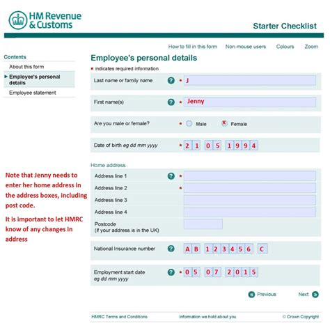 printable version of starter checklist blank starter form calendar template 2016
