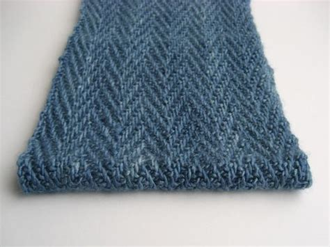 herringbone knit herringbone stitch knit yarn arts