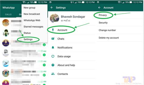 how to block someone on android how to block someone on whatsapp messenger