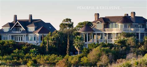 kiawah real estate company lists luxury homes eco
