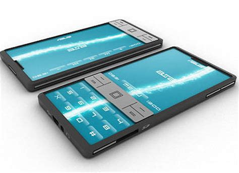 new asus mobile phone the asus aura mobile phone concept looks like a real