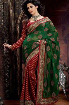 Rok Blouse Larasati Etnic Purple F 04 saree georgette sarees and blouse on