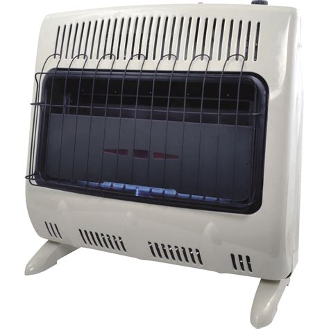 mr heater vent free natural gas garage heaters
