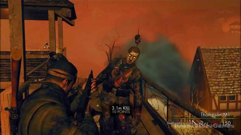 sniper elite army 2 free sniper elite army 2 gameplay pc hd