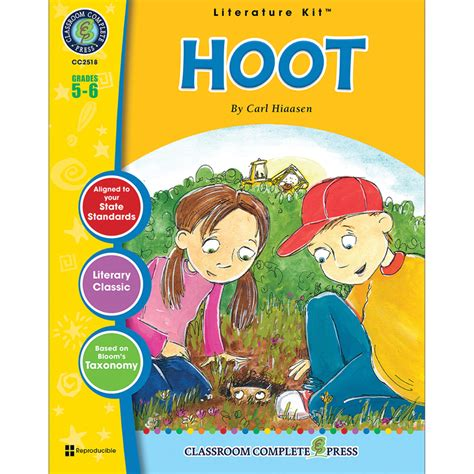 hoot literature kit