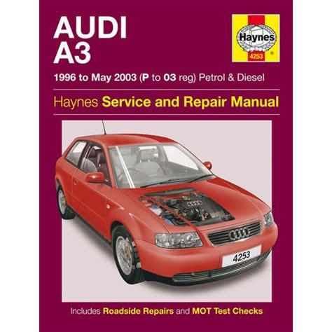 audi a3 petrol diesel jun 03 mar 08 03 to 08 haynes publishing korjausopas audi a3 96 gt 03 englanninkielinen motonet oy