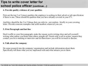 Lateral Officer Cover Letter by School Officer Cover Letter
