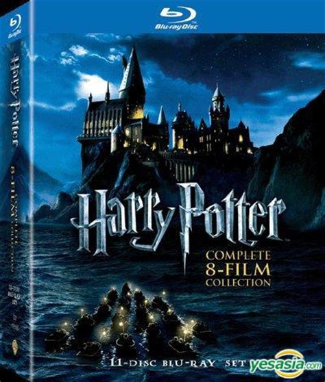 film blu hongkong yesasia harry potter complete 8 film collection blu ray
