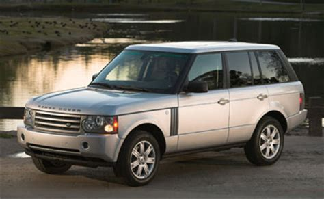 2007 land rover range rover review