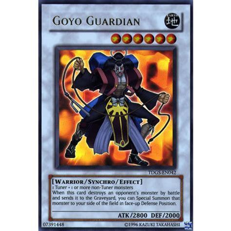 Goyo Guardian goyo guardian tdgs en042 unlimited edition yu gi oh card