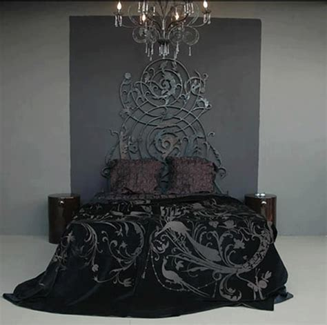 gothic comforter gothic bedroom decor bukit