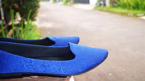 sepatu wanita masa kini ya fancy flat factory armita fibriyanti