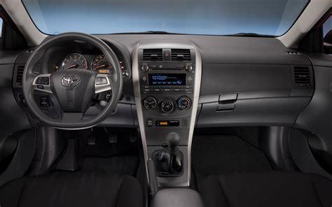 Toyota Interior by 2012 Toyota Corolla Interior