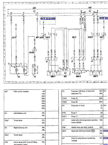 extraordinary mercedes w140 wiring schematics photos