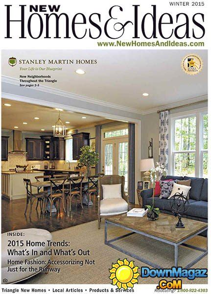 new homes and ideas magazine new homes and ideas winter 2015 187 download pdf magazines