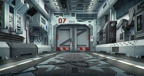 Sci Fi Interior by 1000 Images About Scifi Environments On