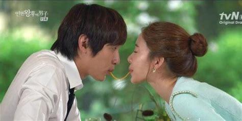 drama korea romantis ciuman adegan ciuman terbaik dalam k drama se romantis spa