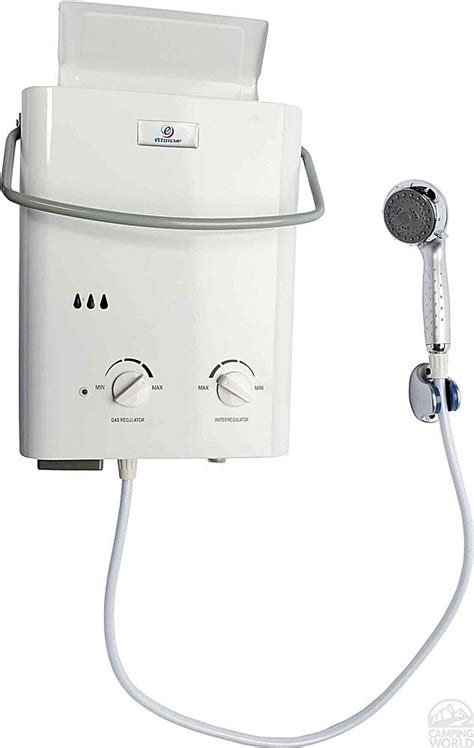 Eccotemp L5 Portable Tankless Water Heater And Outdoor Shower by Eccotemp L5 Portable Tankless Water Heater Cers Home