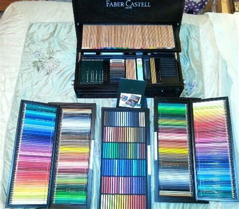 Faber Castell My Set faber castell 250 th anniversary wooden box set the