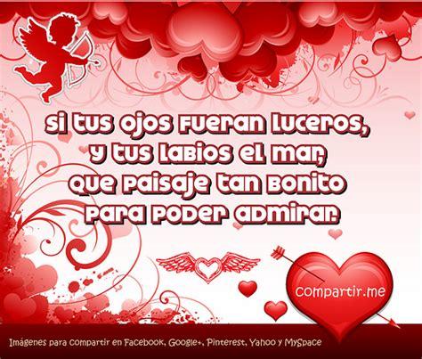 imagenes de amor para enamorar y compartir en facebook frases bonitas de amor para dedicar si tus ojos fueran luc