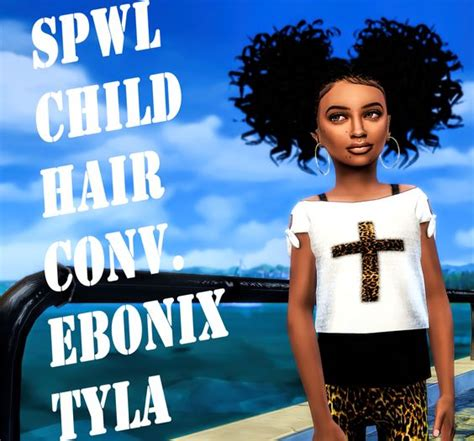 ebonix sims 4 child read more hair and babies on pinterest
