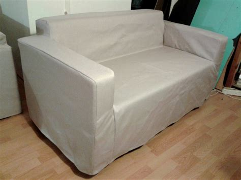 slipcovered loveseat sale sale slipcover for klobo sofa from ikea nice strong