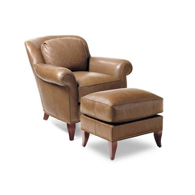 hancock and 1605 1604 truman chair ottoman
