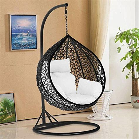 rattan swing chair hanging chair best 25 hanging egg chair ideas on pinterest egg chair