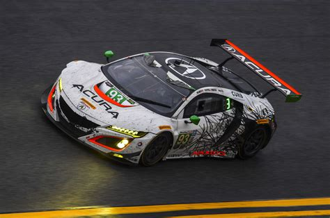 acura race car 13 things we learned about the acura nsx gt3 race car automobile magazine