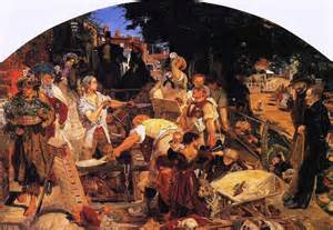 The Works Ford Painting Ford Madox Brown Ctd