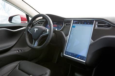 Tesla Model S Interior Pictures Tesla Review 2015 2017 2018 Best Cars Reviews
