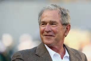 Bush by Why George W Bush Requested A Military Aide Redo A Purple