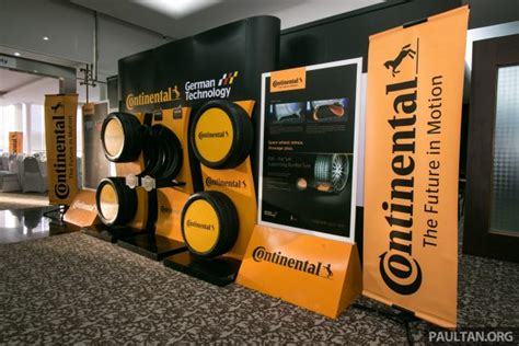 Car Tyre Forum Malaysia Cameron Wilson Talks About Continental Tyre Malaysia S