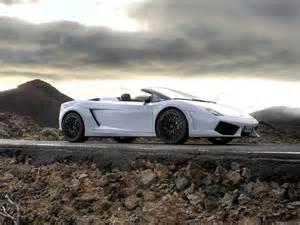 Lamborghini Lp560 4 Lamborghini Gallardo Lp560 4 Spyder 2009 Lamborghini